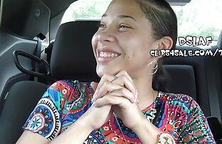 La británica Sabrina Johnson en un videos xxx con audio latino trío FMM