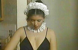 Embarazada dp trío facial por no español latino