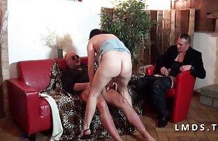 Lesbianas glamorosas aman el oral en su sofá sexo gratis en latino