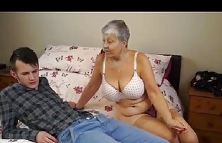 La abuela tetona Hailey videos porno gratis español latino juega con vibrador